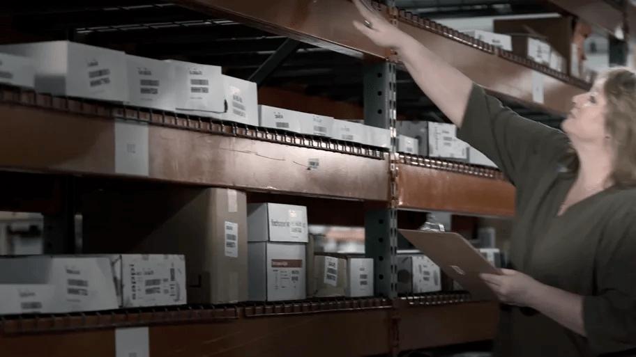 Warehouse Fullfilment
