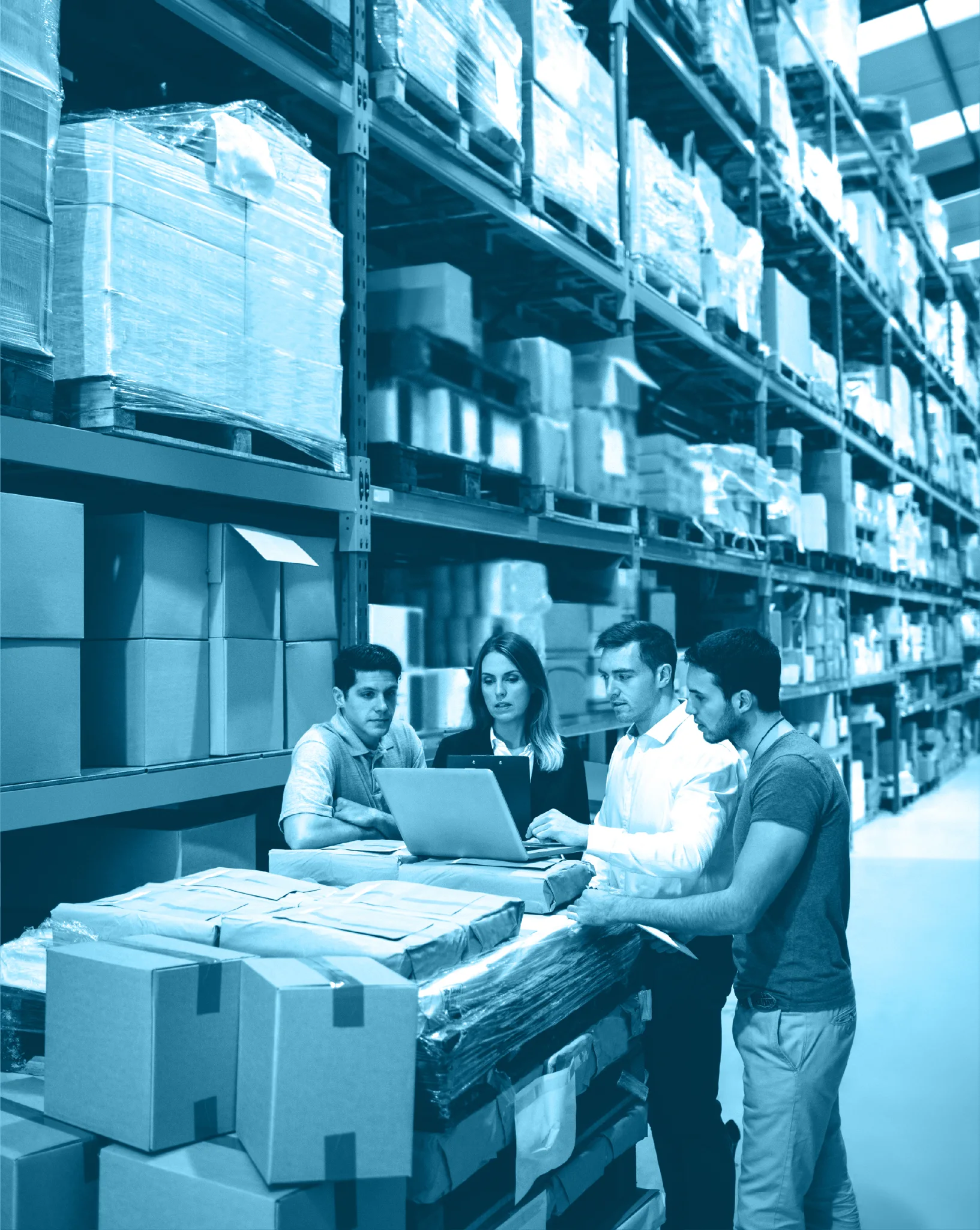 warehousing  fulfillment